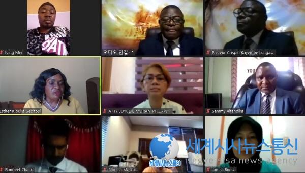 A-WEB 사무처, 코로나 19 상황하 선거관리에 관한 국제 웨비나 개최