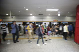 인천도시철도 1·2호선 심야시간대 열차 감·단축 운행